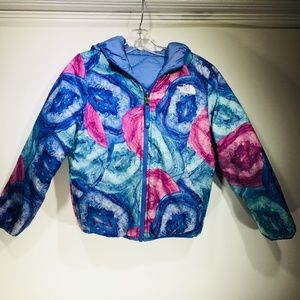 NORTH FACE Youth Girls Reversible Jacket